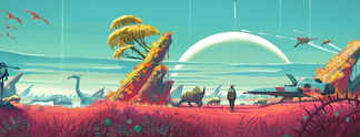 No Man's Sky: Riesiges Update erschienen