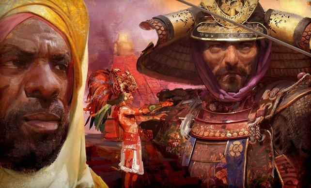Das nächste Age of Empires kommt von Entwickler Relic Games und versetzt euch ins Mittelalter.