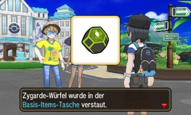 Wer Pokémon X/Y gespielt hat, dem könnten diese Gesellen bekannt vorkommen.