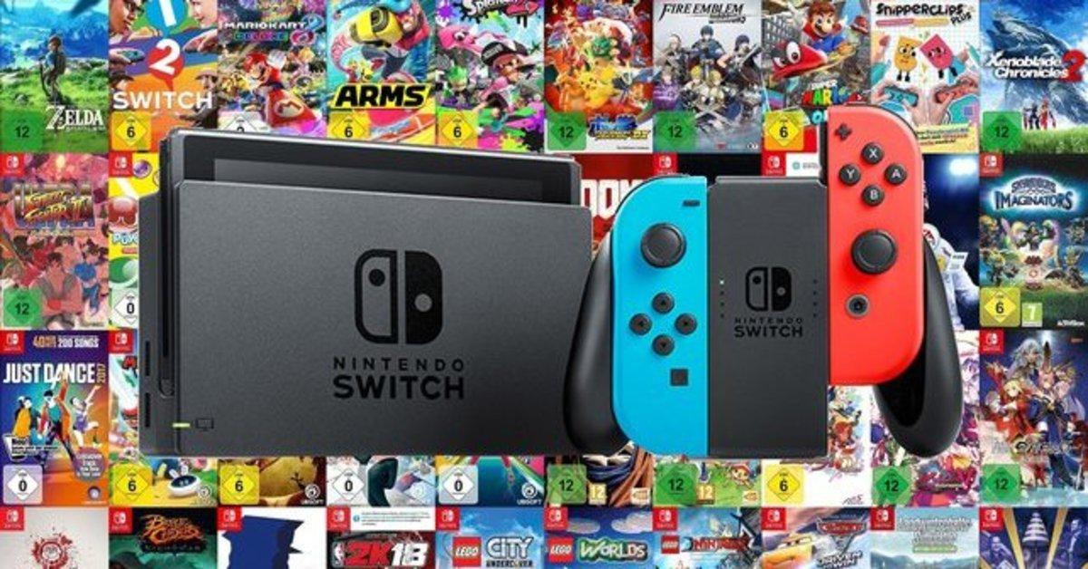 Nintendo Switch | NES- und SNES-Spiele erscheinen nicht im Monatsrhythmus