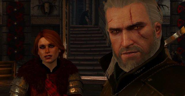 Cerys würde gerne die Nachfolge ihres Vaters antreten.