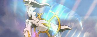 Legendäres Pokémon kostenfrei bei Gamestop sichern