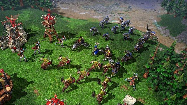 Wenn ihr wissen wollt, wie ihr in Warcraft 3: Reforged bestimmte Custom Maps herunterladen und auf ihnen spielen könnt, dann lest diesen Guide.