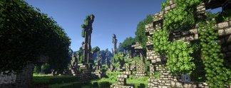 Kolumnen: Alles, was ich mit Minecraft angestellt habe, außer es zu spielen