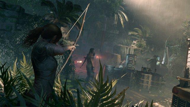 Laut Entwicklern sollt ihr im Dschungel eins mit der Natur werden.