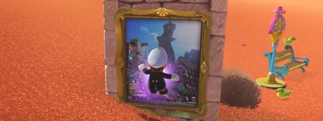 Super Mario Odyssey Gemälde Fundorte Aller Bilderrahmen Spieletipps