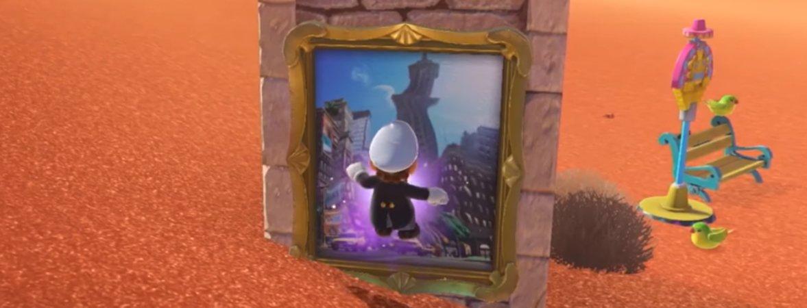 Super Mario Odyssey: Gemälde: Fundorte aller Bilderrahmen | spieletipps