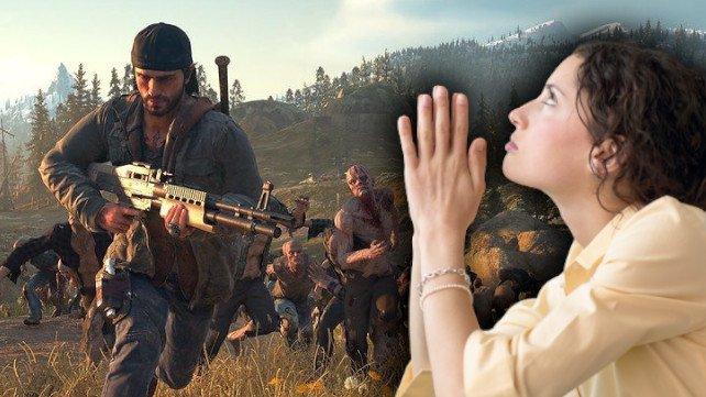 Über 80.000 Gamer wollen Sony zu Days Gone 2 überreden. (Bildquelle: Larry Williams, Getty Images)
