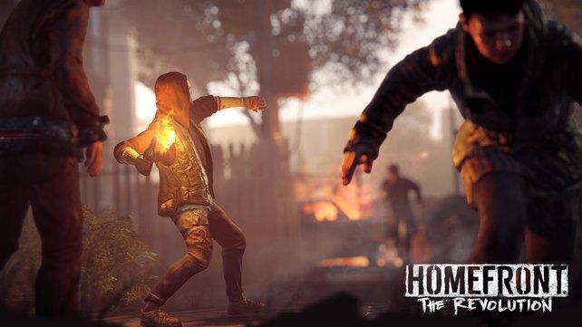 Hübsch: Optisch gefällt das Spiel dank seiner detaillierten Umgebung und den Lichteffekten.