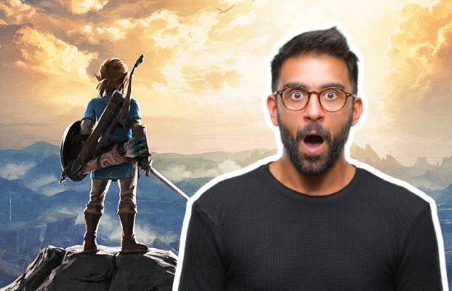 Zelda-Spieler entdeckt nach langer Zeit interessante Mechanik. Bild: Nintendo / Getty Images – AaronAmat