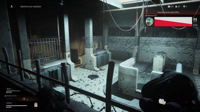 Nach dem ersten Tod landet ihr im Gulag, wo ihr um die Wiederbelebung kämpft!