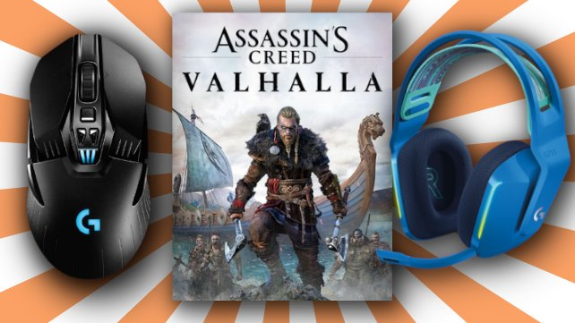 "Holt euch tolle ""Assassin's Creed: Valhalla""-Bundles bei Otto."