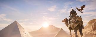 Kolumnen: Assassin's Creed - Origins: Weniger Arbeit als gedacht