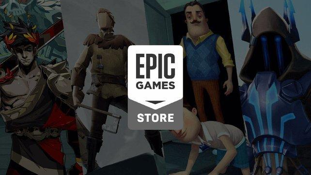 Im Epic Games Store könnt ihr aktuell für wenig Geld große Spiele erwerben.