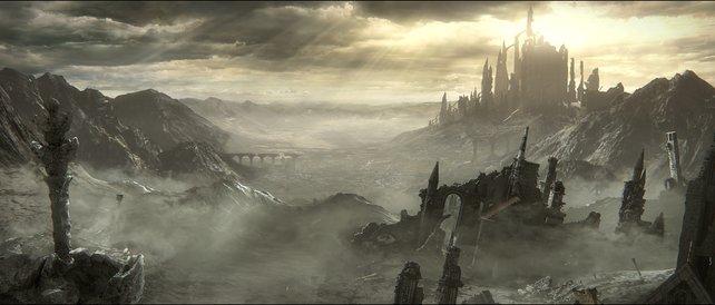 Das Reich Lothric ist unter der Asche vergehender Feuer begraben.