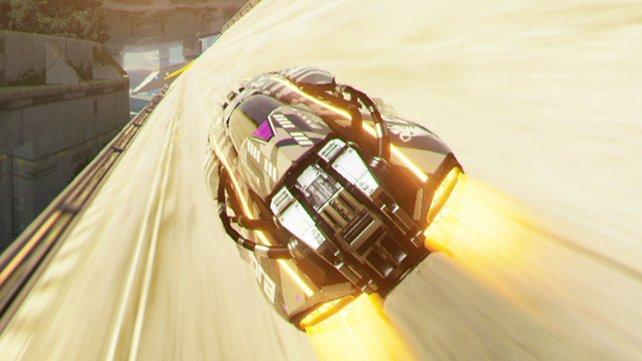 Fast RMX setzt, wie der Name verrät, auf Geschwindigkeit.