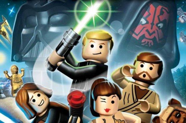 """Schon gewusst: Lego Star Wars - The Complete Saga ist mit 14,06 Millionen verkauften Exemplaren das erfolgreichste """"Star Wars""""-Spiel."""