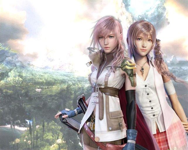 Final Fantasy 13 gab es zuerst auf der Konsole.