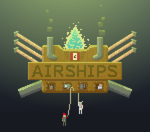 Airships - Conquer The Skies