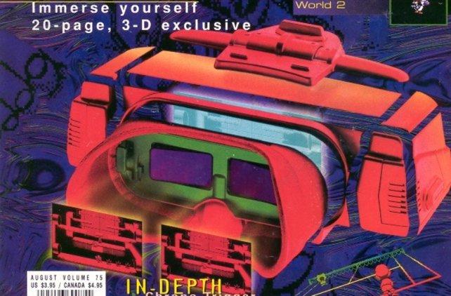 Auch die Nintendo Power rühmt den Virtual Boy als verheißungsvollen Markstein in der Technikgeschichte.