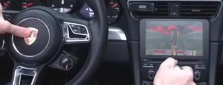 Panorama: Doom: Jetzt auch im Porsche mit Hupe und Gangschaltung spielbar