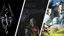 Spiele, die ich geliebt, aber nie beendet habe