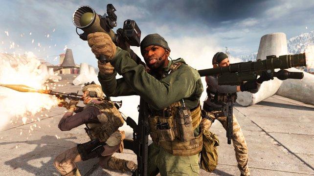 Call of Duty: Ein Team ist nur so gut wie seine einzelnen Mitglieder.