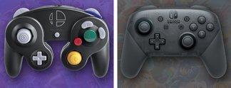 Specials: Gamecube- vs. Pro Controller - Welche Steuerung ist die beste?