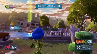 Plants vs. Zombies  -Garden Warfare - E3 2014 - Kommentar + Gameplay
