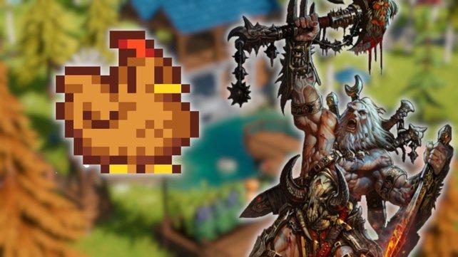 Ein neues Spiel auf Steam hat etwas für Stardew-Valley- und für Diablo-Fans.