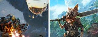Biomutant: Riesenmonster als Nager besiegen - so sieht das neueste Gameplay aus