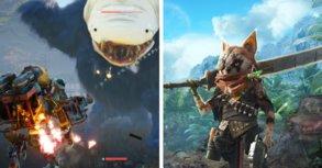 Riesen Monster als Nager besiegen - so sieht das neueste Gameplay aus