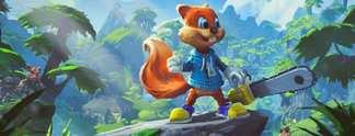 Wer ist eigentlich? #157: Conker, das Eichhörnchen