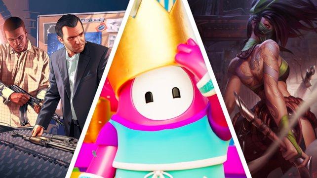 Im Januar 2021 gibt es tolle Gratis-Inhalte bei Prime Gaming.