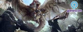 Vorschauen: Monster Hunter World: Auf der gamescom angezockt