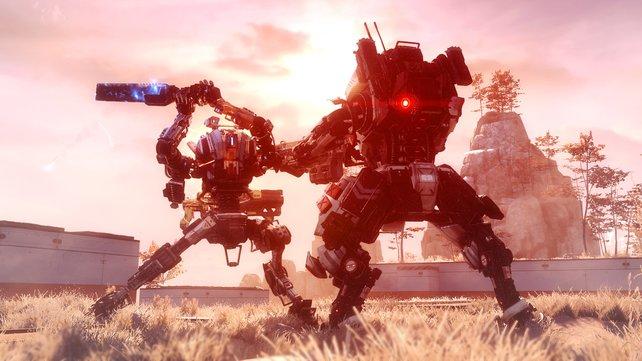 Vier Jahre nach Release geht es für Titanfall 2 dank Steam noch einmal bergauf.