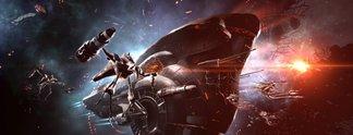 Eve Online: Seid Zeugen der größten Schlacht in der Geschichte des Spiels