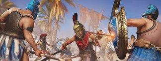 Assassin's Creed - Odyssey: Wird länger als sein Vorgänger sein