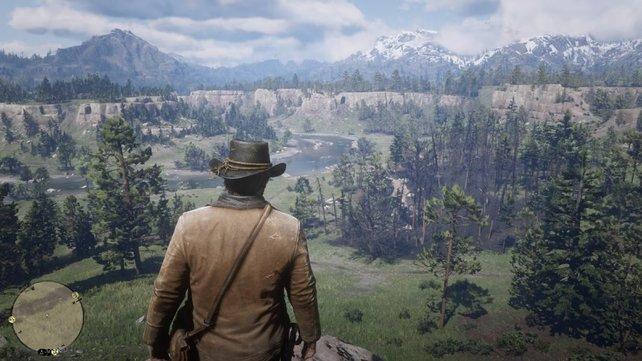 Eine PC-Version von Red Dead Redemption 2 könnte sicher noch bessere Grafik bieten.