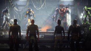 Launch-Trailer zum Looter-Shooter von BioWare