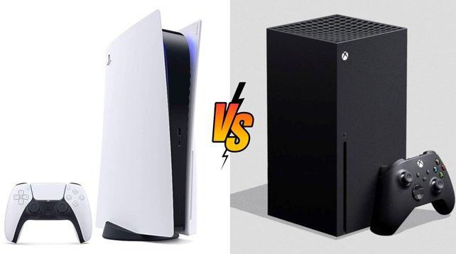 Eine Umfrage zeigt, ob die PS5 oder die Xbox SX beliebter ist. Bildquelle: Getty Images/ vectorplusb