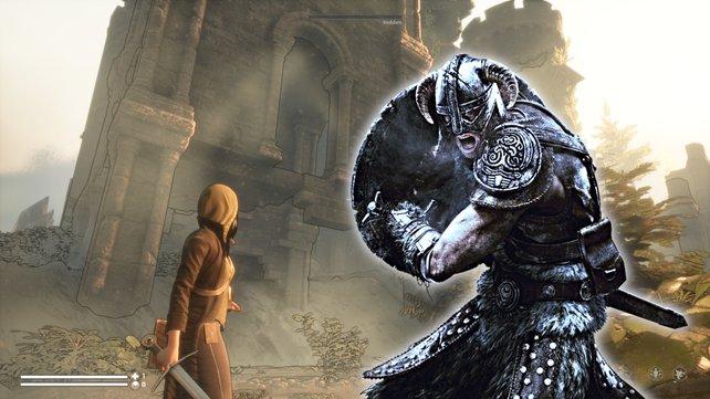 Der Erfinder einer Videospielikone arbeitet an einem Mix aus Tomb Raider und Skyrim. Bildquelle: Cathuria Games