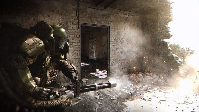 Trefferprobleme in Call of Duty: Modern Warfare