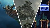 <span></span> Diese Mega-Spiele hatte kaum jemand auf dem Schirm: Subnautica, Sotc, Celeste