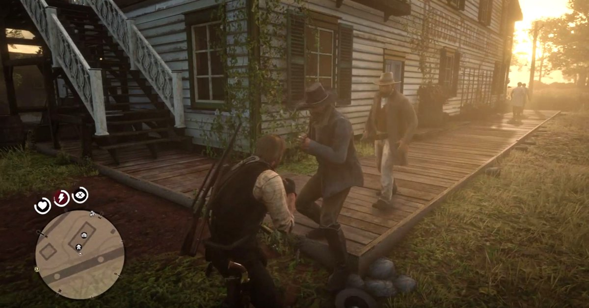 Red Dead Redemption 2 | NPC tut das Unmögliche, Community ist an dem Fall dran