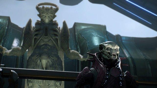 Wie habt ihr euch an dieser Stelle von Mass Effect Andromeda entschieden?