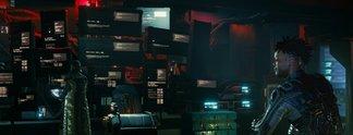 Cyberpunk 2077: Politische Themen werden ebenfalls im Spiel behandelt