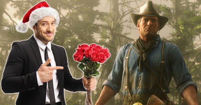 Red Dead Online: Anscheinend gibt es doch noch Gentlemen im Wilden Westen. Bildquelle: Getty Images / Ljupco.