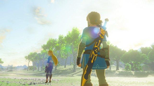 Vermutlich eines der besten Zelda-Spiele aller Zeiten: Breath of the Wild