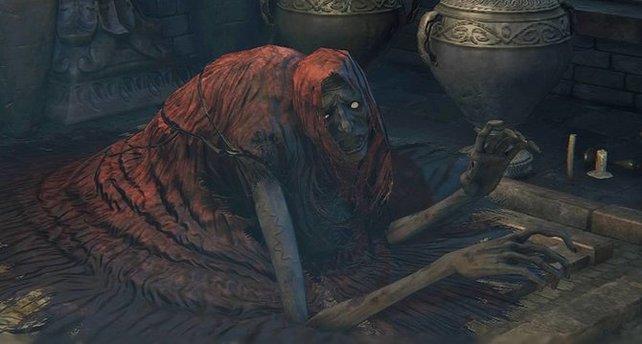 Könnt ihr dem Kapellenbewohner in Bloodborne trauen? Wir sagen klar: ja!